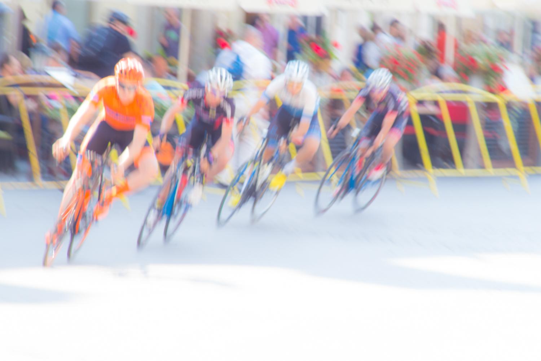 Race in Main Square Krakow