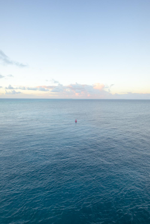 Buoy at Sea