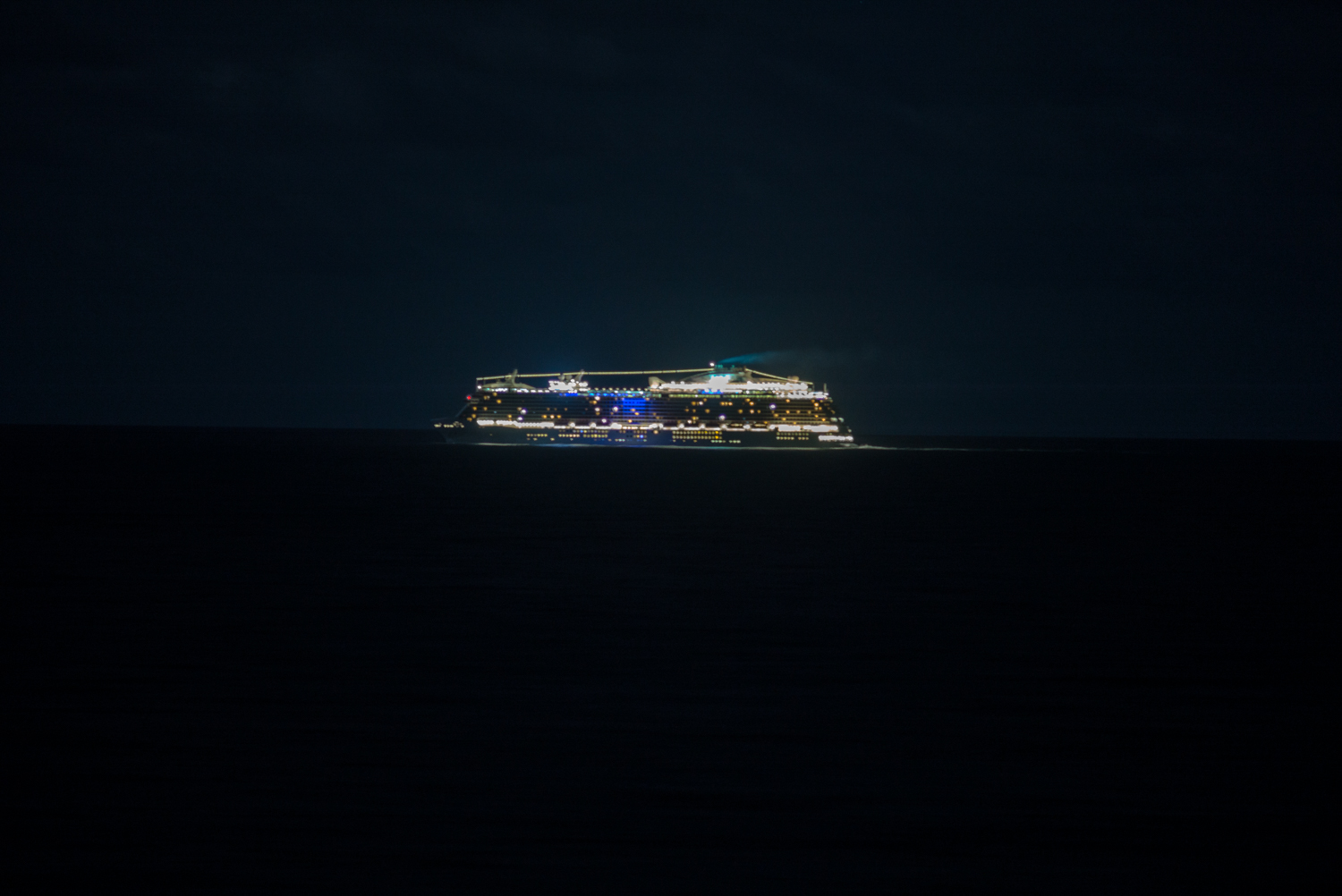 The Other Ship Passing in the Night