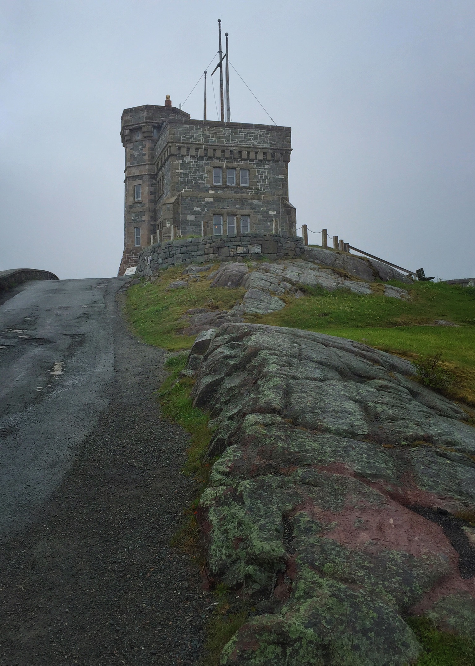Cabot Tower on Signal Hill
