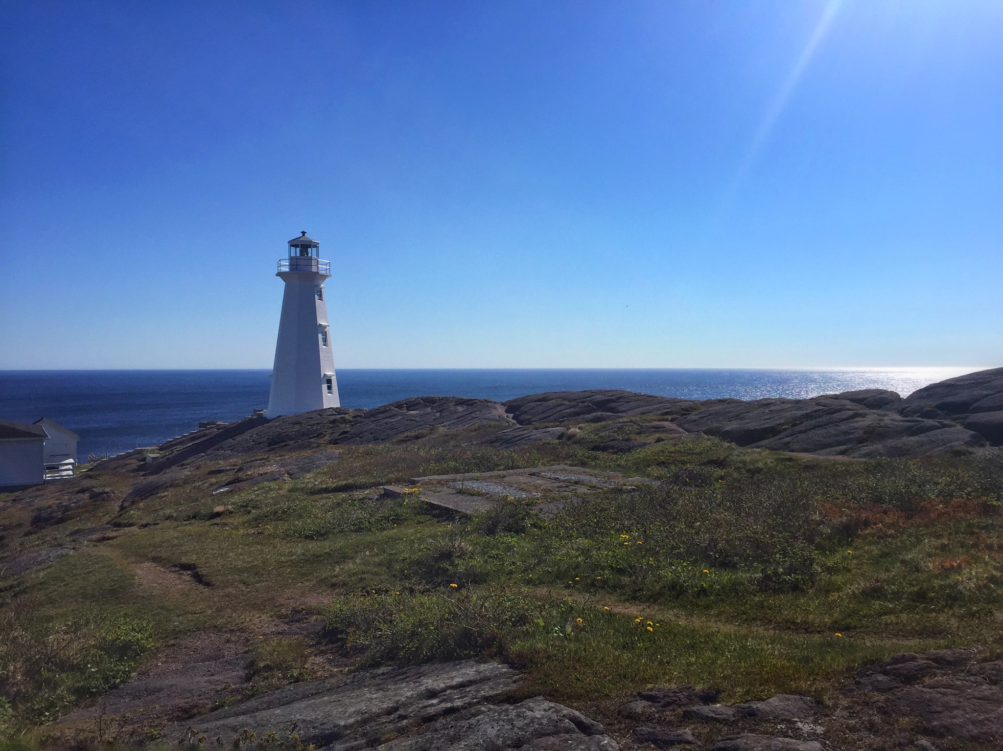 Lighthouse on Cape Spear