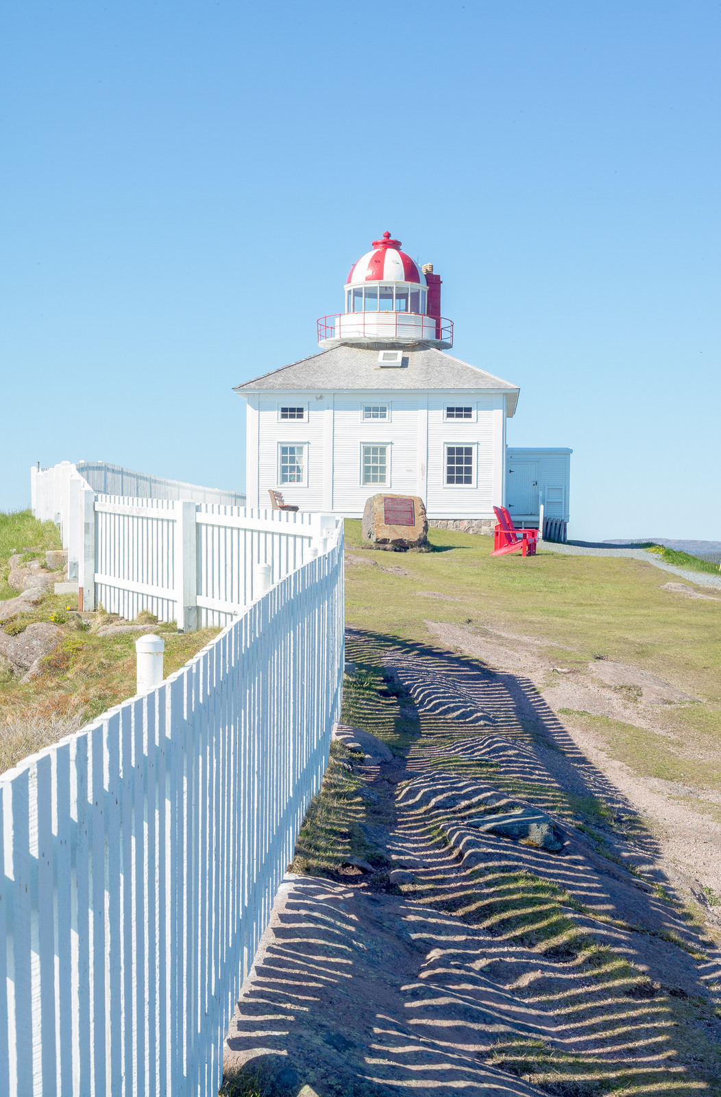 Lighthouse, Cape Spear, Newfoundland