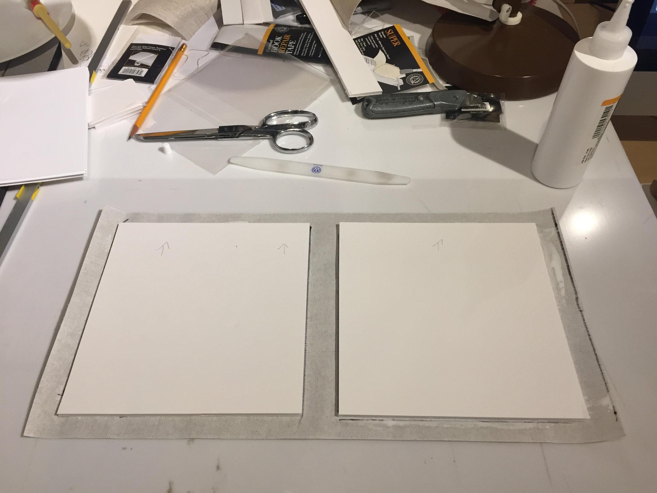 Glue the Book Board