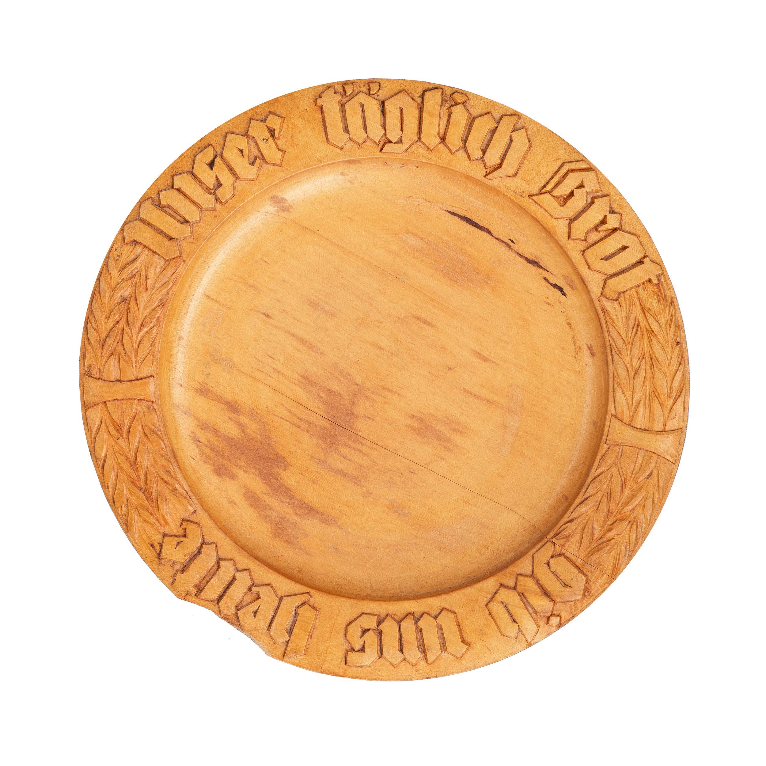 Lunch Plate, Thüringia