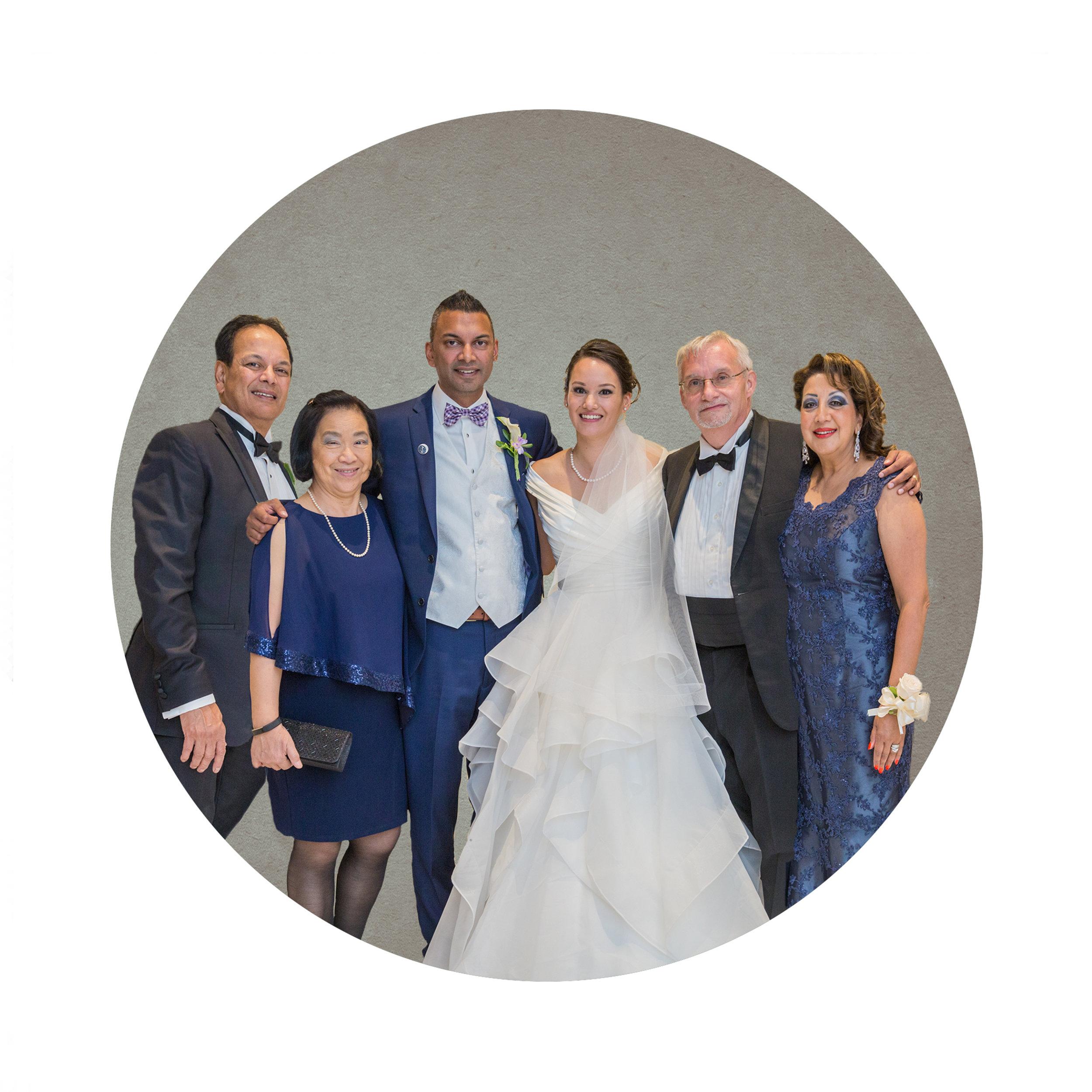 Daughter's Wedding, Toronto, 2017