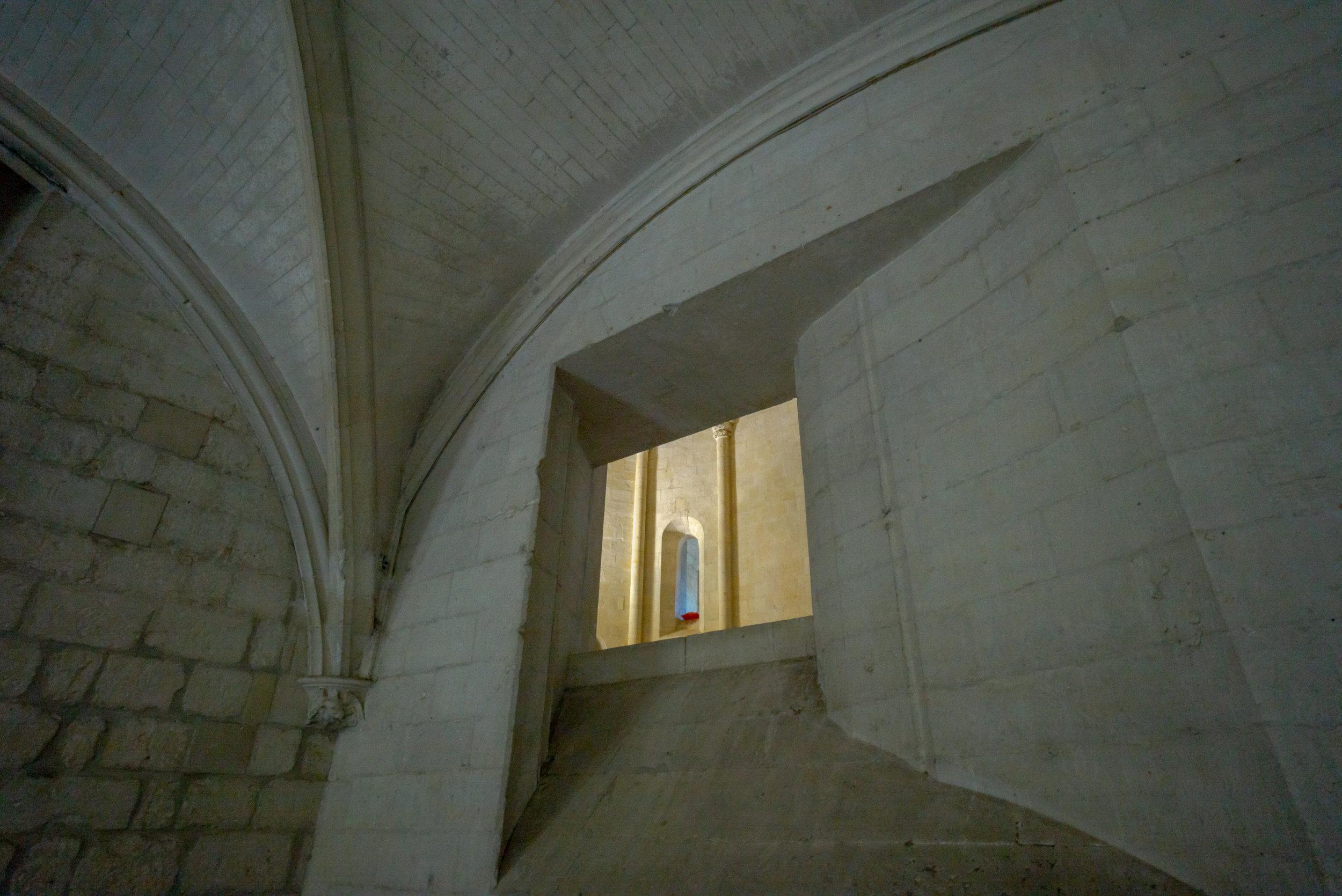 Chapel in Château de Tarascon, Tarascon, France