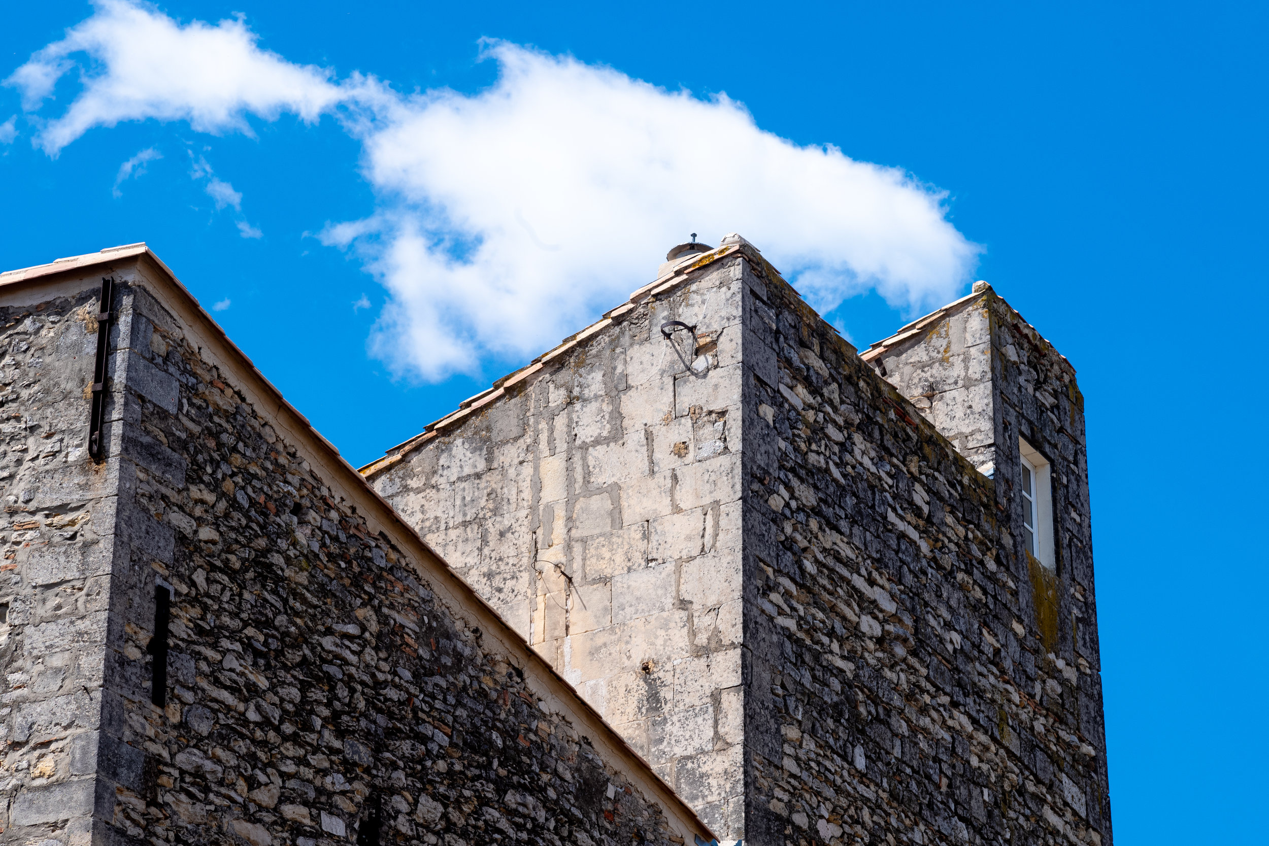 Building with Cloud, Arles, France