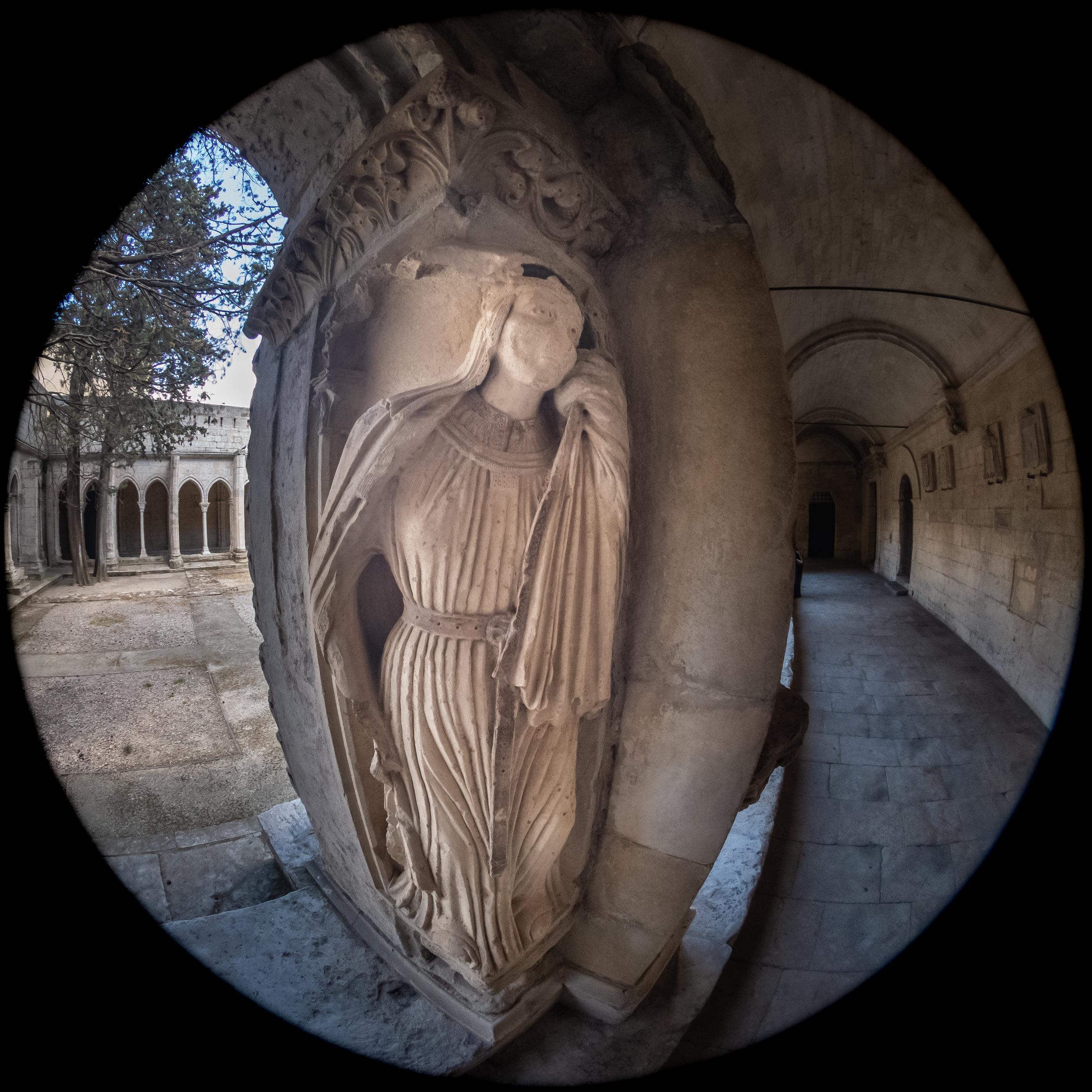 Cloître Saint Trophime, Arles France