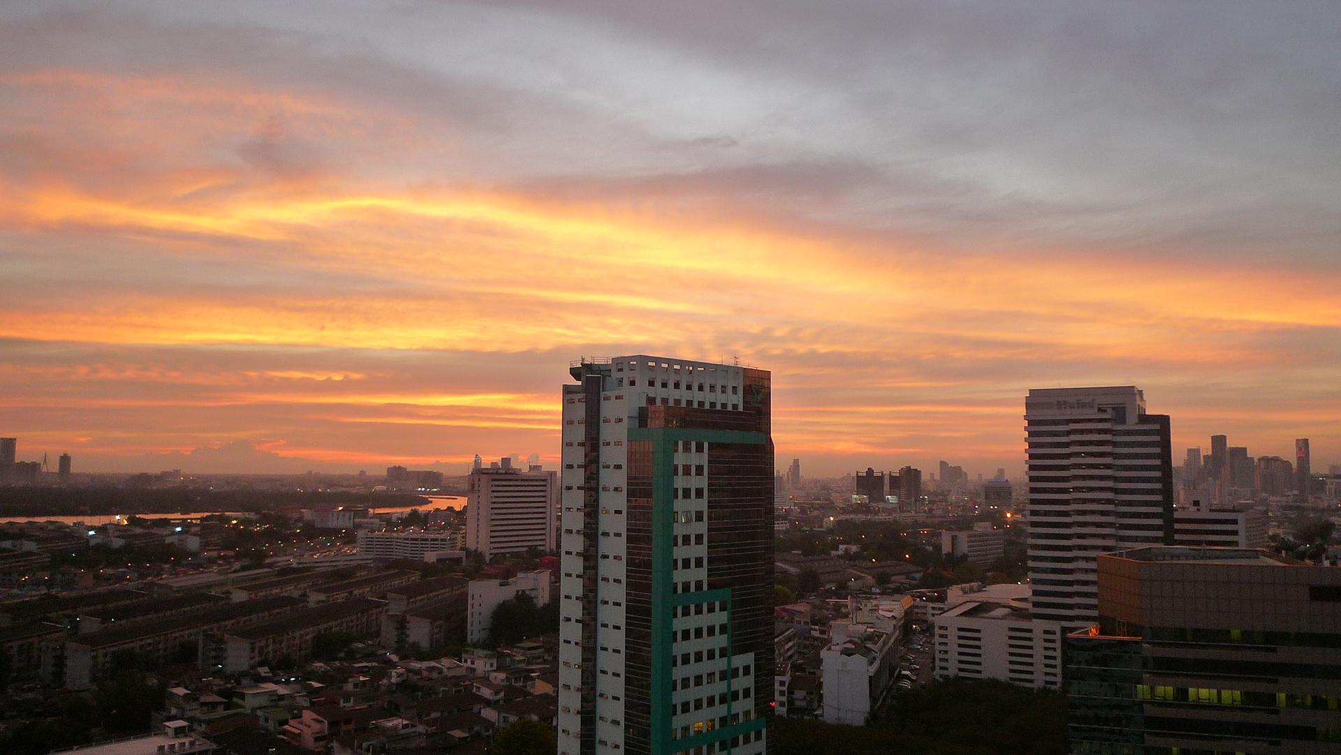 Original photo taken at Bangkok, Thailand