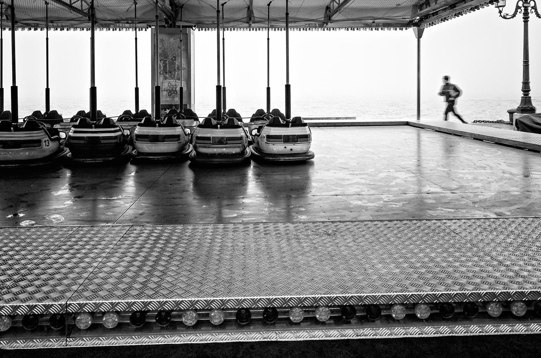 Early Morning at the Luna Park | Mark Lindsay