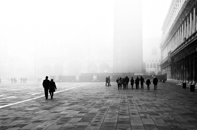 San Marco Fog | Mark Lindsay