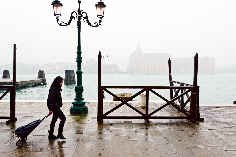 Alone in Venice | Mark Lindsay