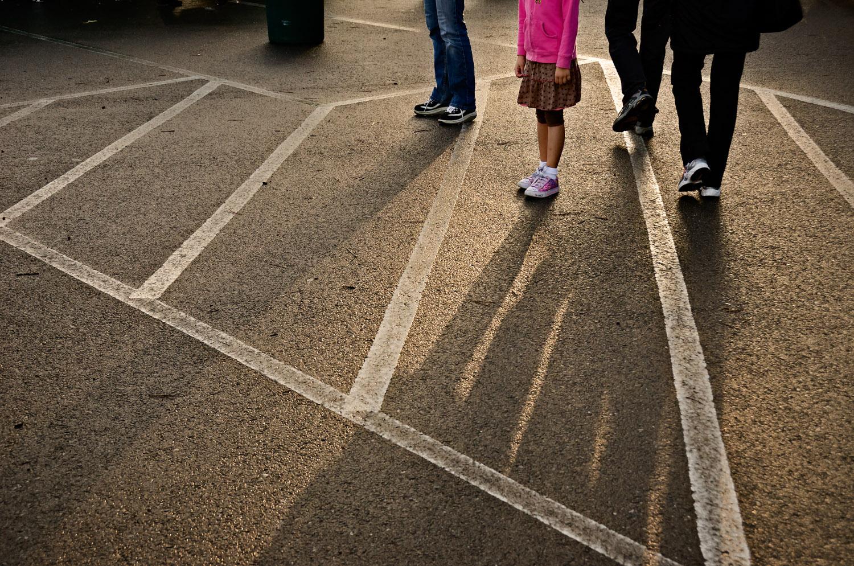 Legs and Feet, Farmer's Market | Mark Lindsay