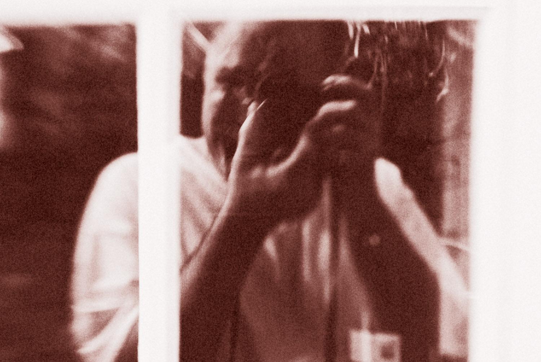 Summer Self-Portrait 2010 | Mark Lindsay