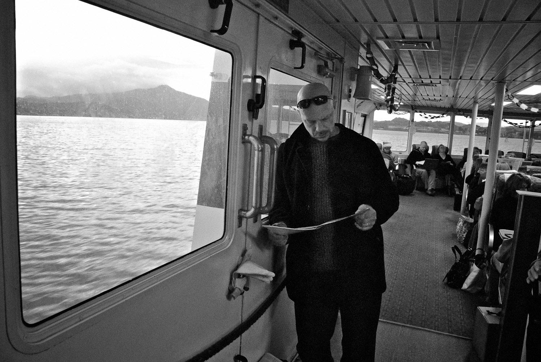 Larkspur Ferry   Mark Lindsay