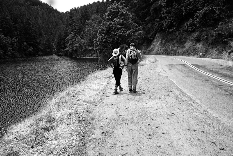 Hiking to Nowhere | Mark Lindsay