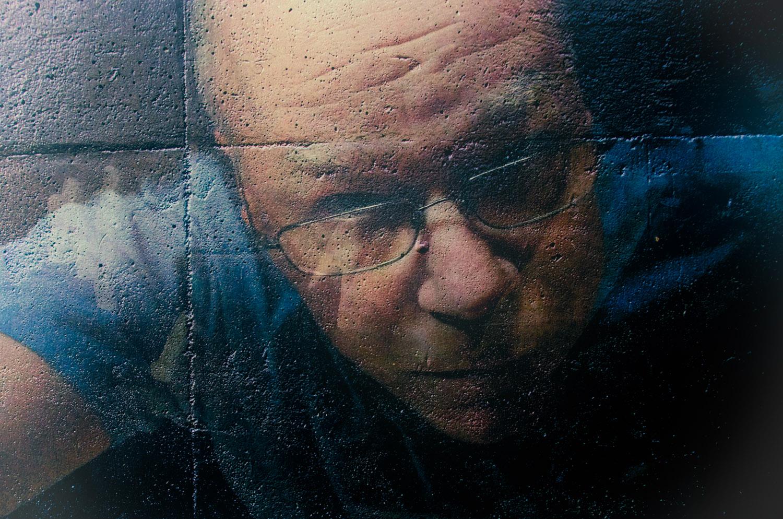 Stuck in a Wall | Mark Lindsay
