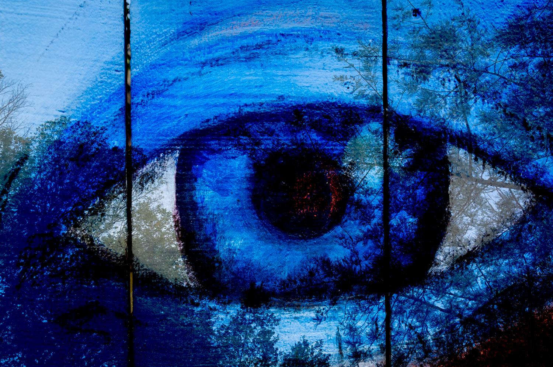 Night Sky Eye | Mark Lindsay