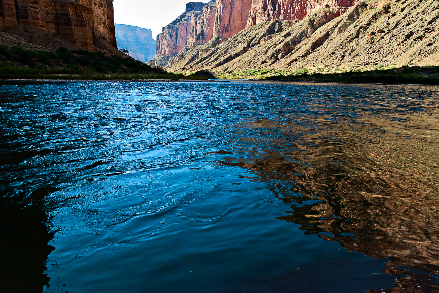 Colorado River in Marble Canyon |Mark LIndsay