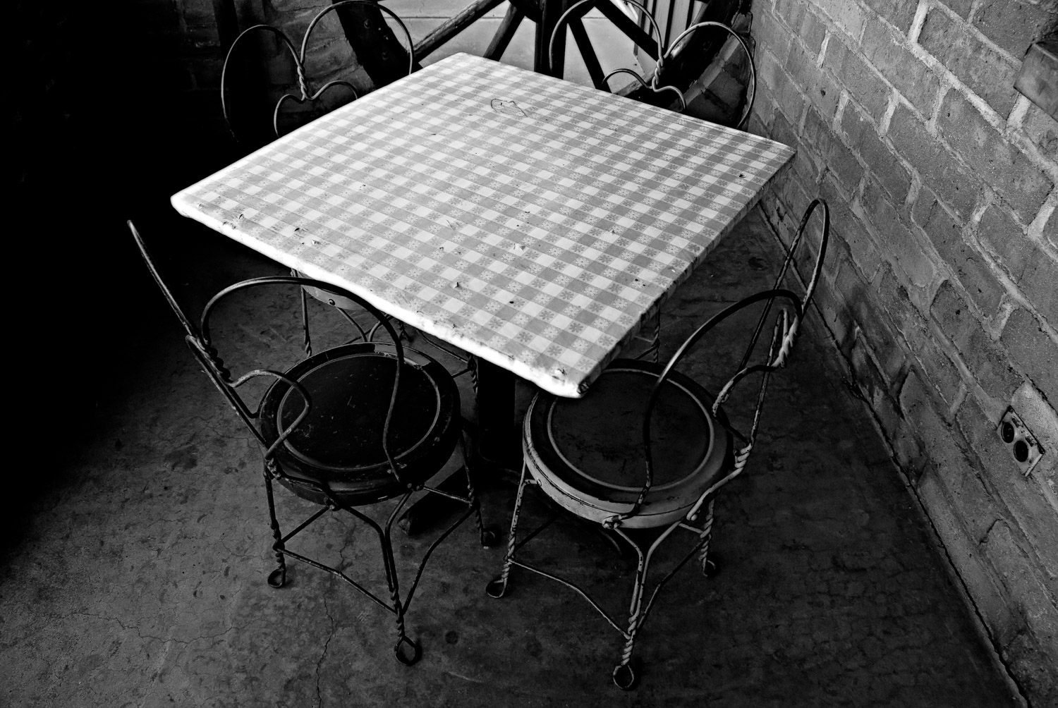 Empty Table at Dawn, Patagonia | Mark Lindsay