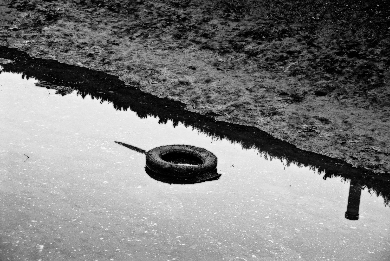 Low Tide Tire | Mark Lindsay