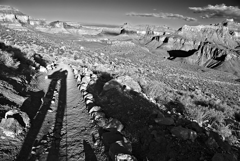 Long Shadows, Grand Canyon | Mark Lindsay