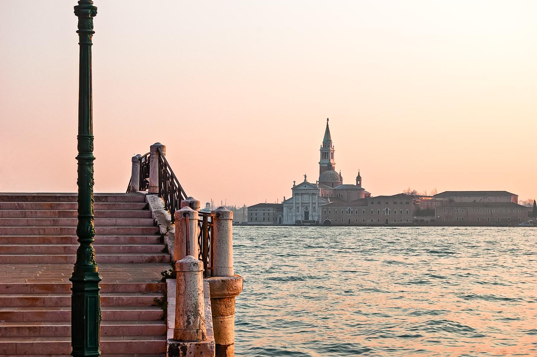 New Winter Morning, Venice | Mark Lindsay
