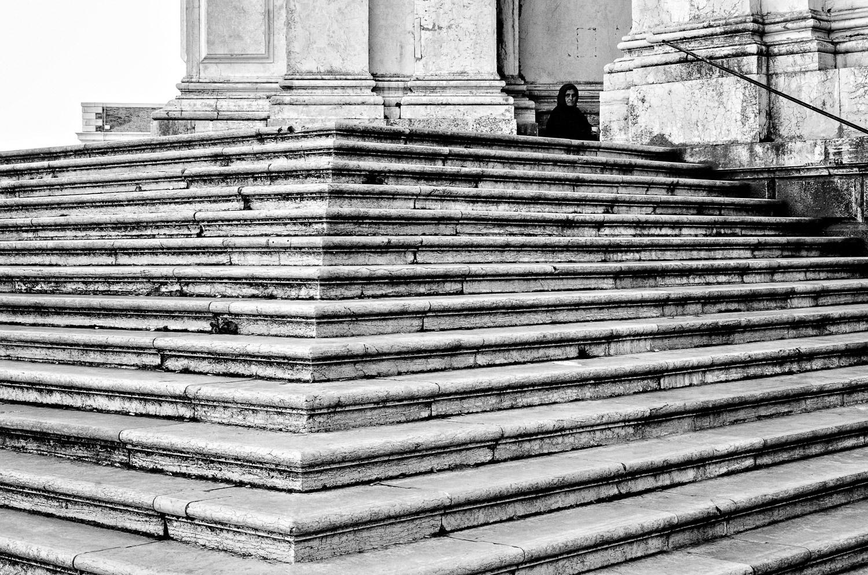 Steps of Santa Maria della Salute