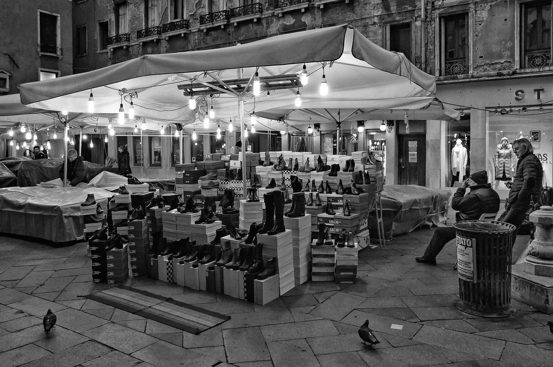 Pre-Dawn Market