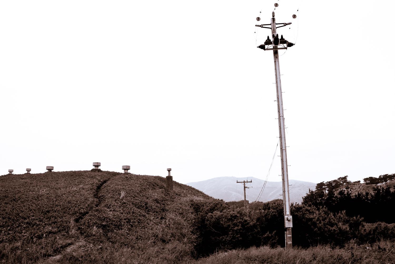 Subterranean Vents, Marin Headlands    Mark Lindsay