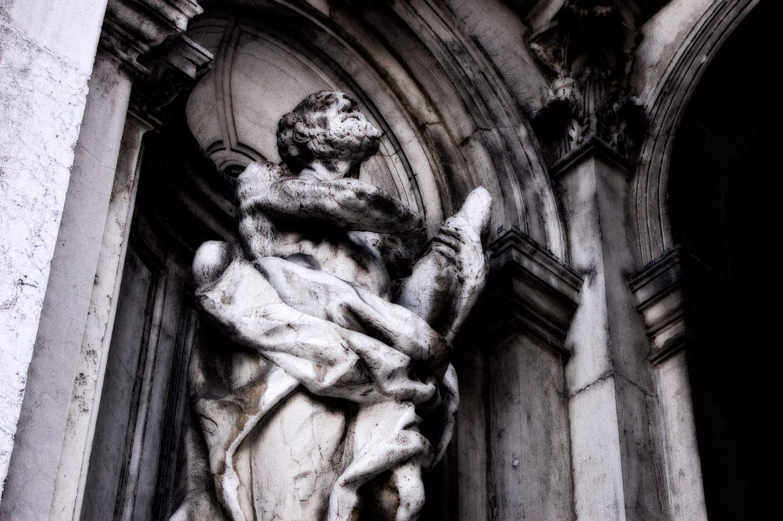 Venetian Ghosts #1 | Mark Lindsay