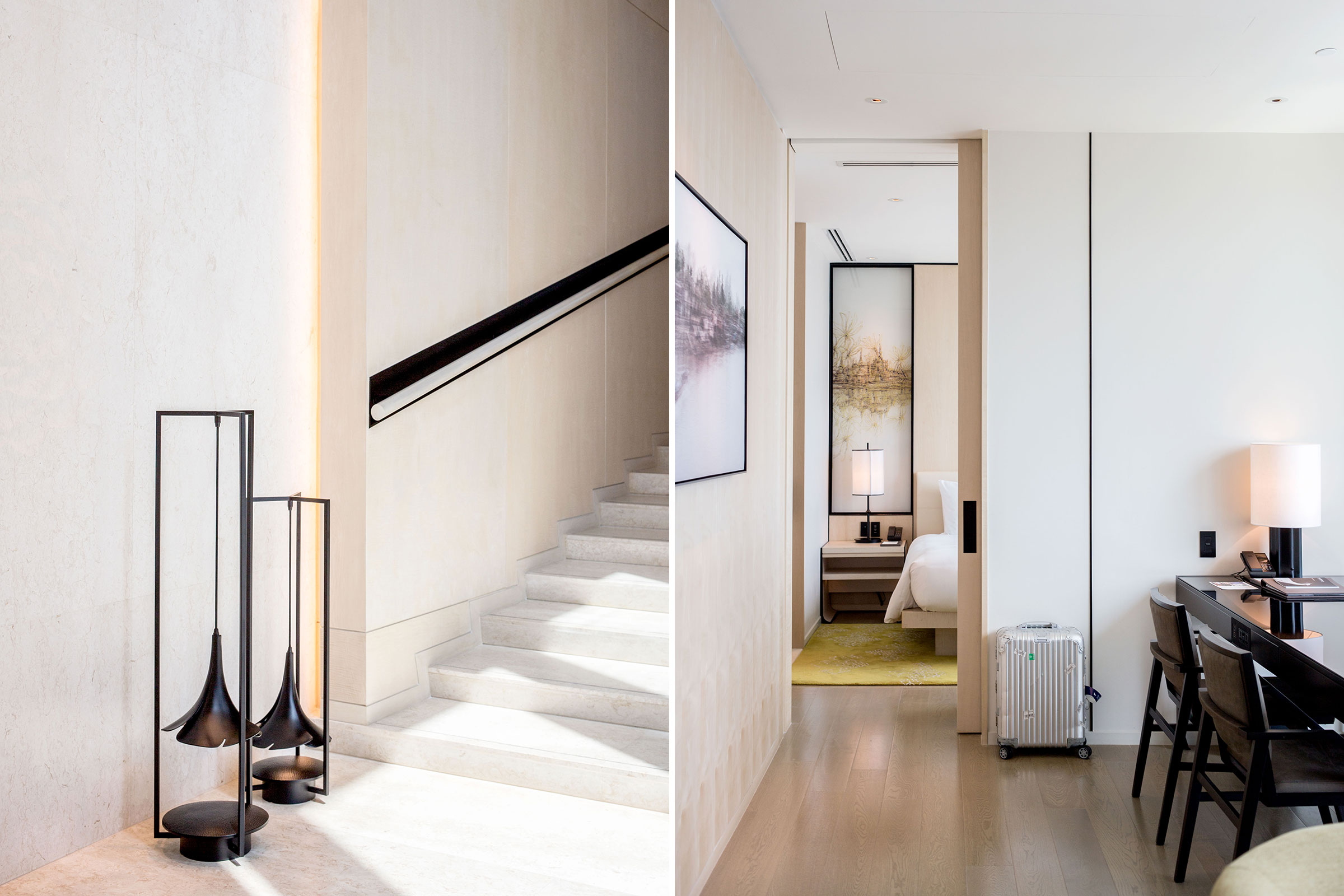 Client  Aerostorie   Project   How to Design a Weekend in Bangkok    Caption  Room and public space details at the newly opened Park Hyatt Bangkok.