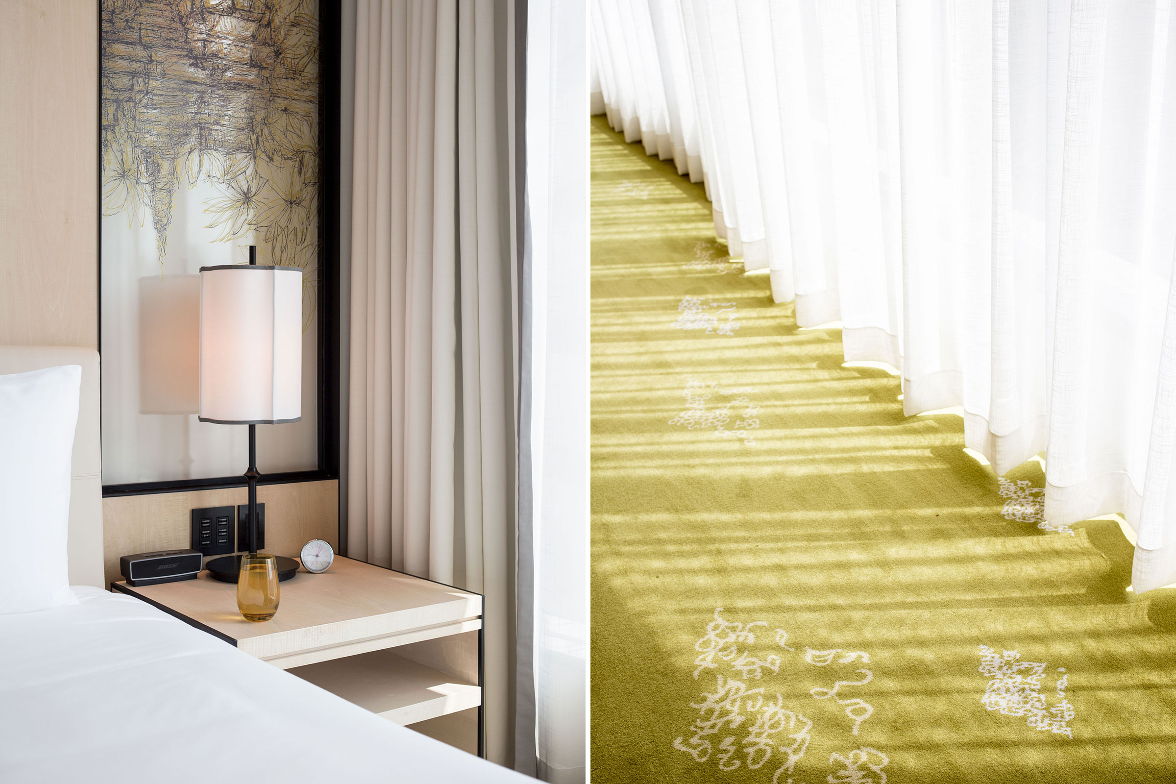 Client  Aerostorie   Project   How to Design a Weekend in Bangkok    Caption  Room and hallway details at the newly opened Park Hyatt Bangkok.