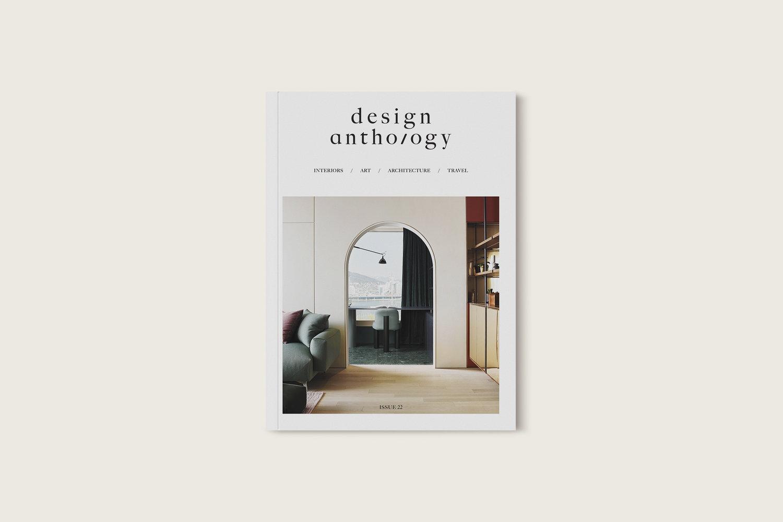 Design Anthology   Issue 22  →