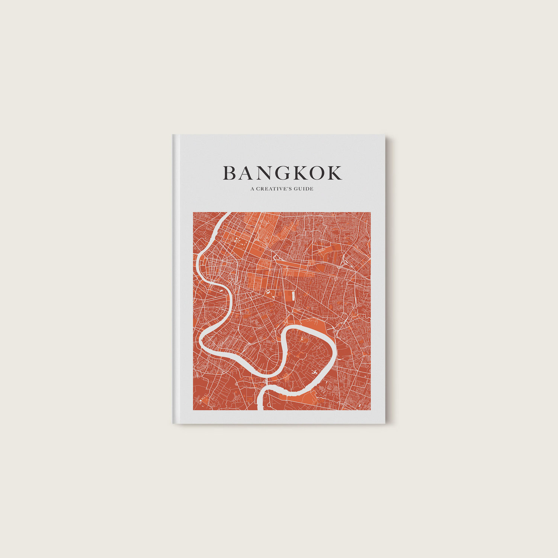 Design Anthology   Bangkok: A Creative's Guide  →