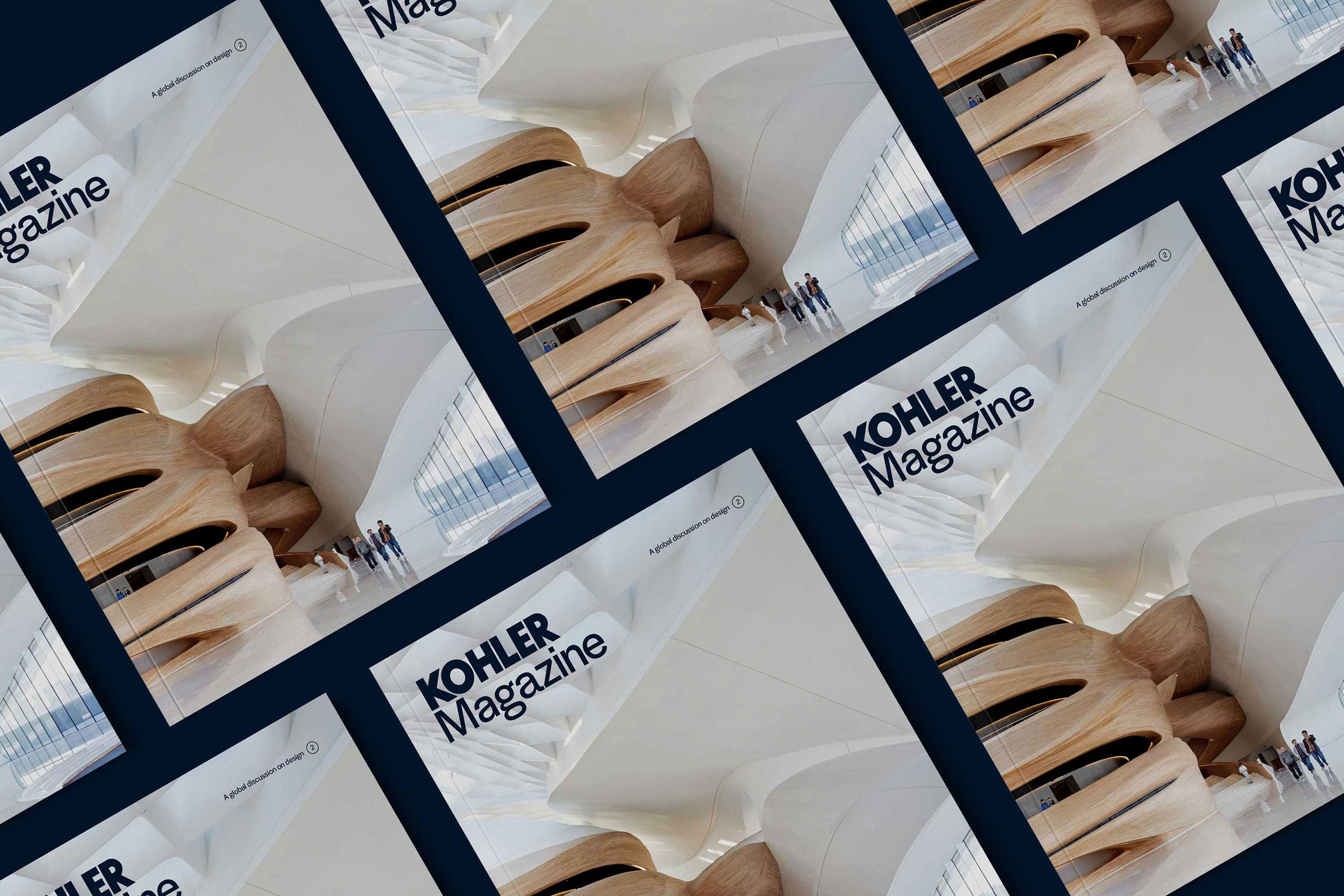 Kohler  Kohler Magazine