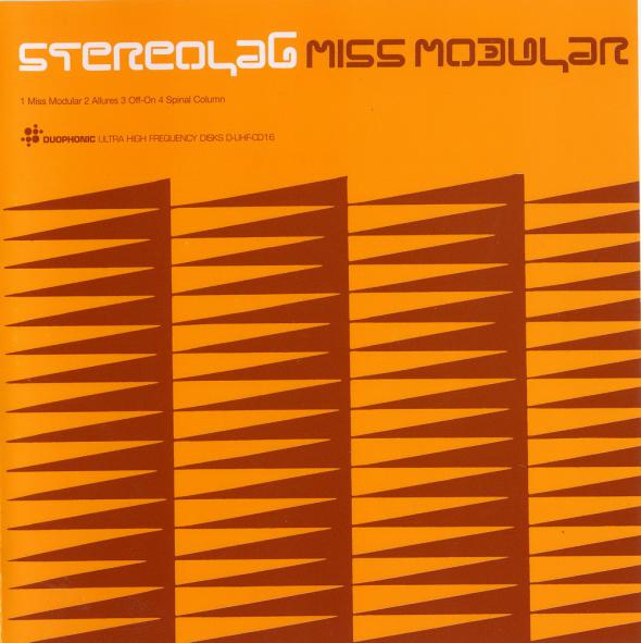 Miss Modular EP, 1997 (  Single   from Dots and Loops)