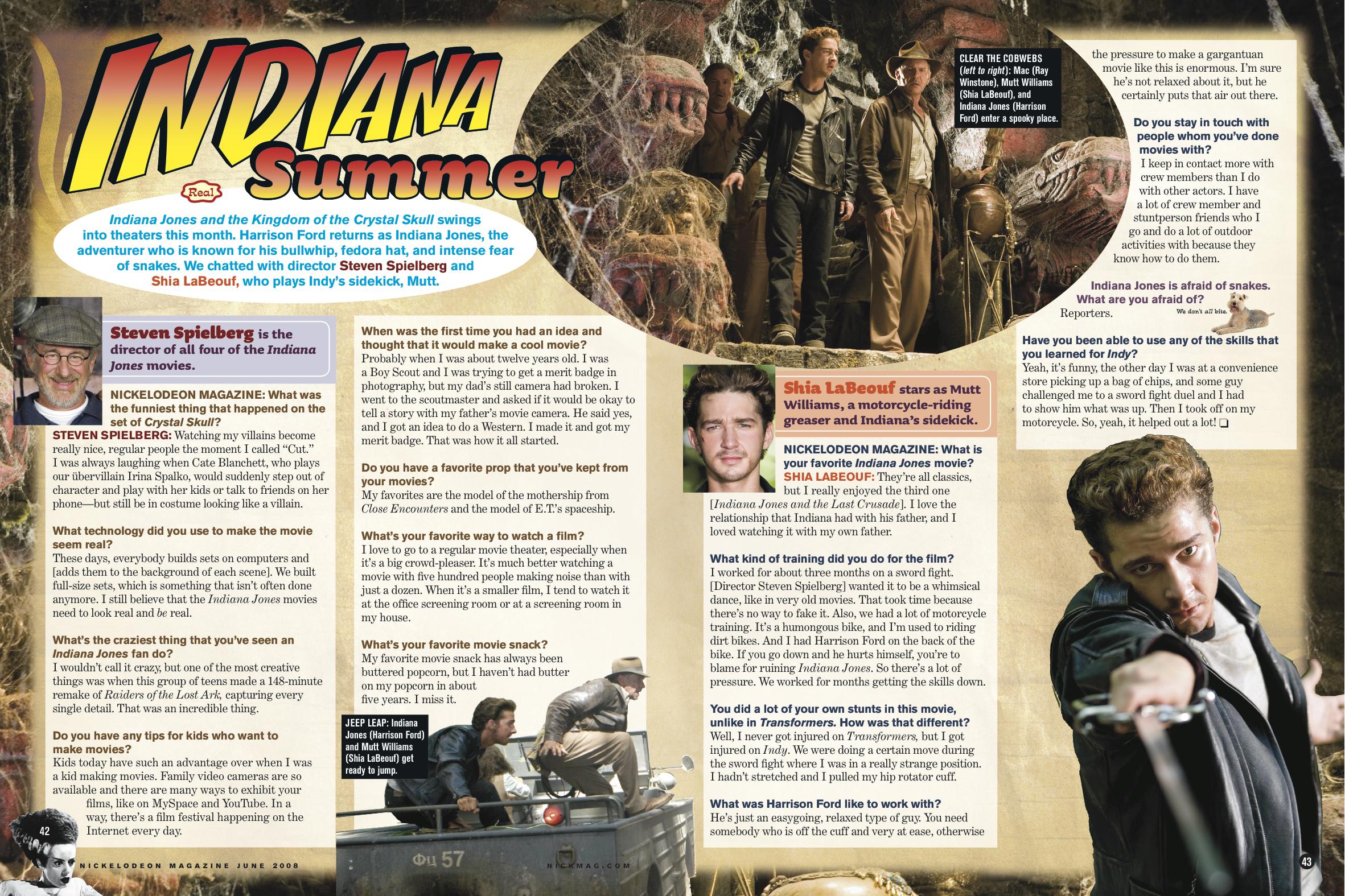 NickelodeonMagazine_Steven Spielberg interview.jpg
