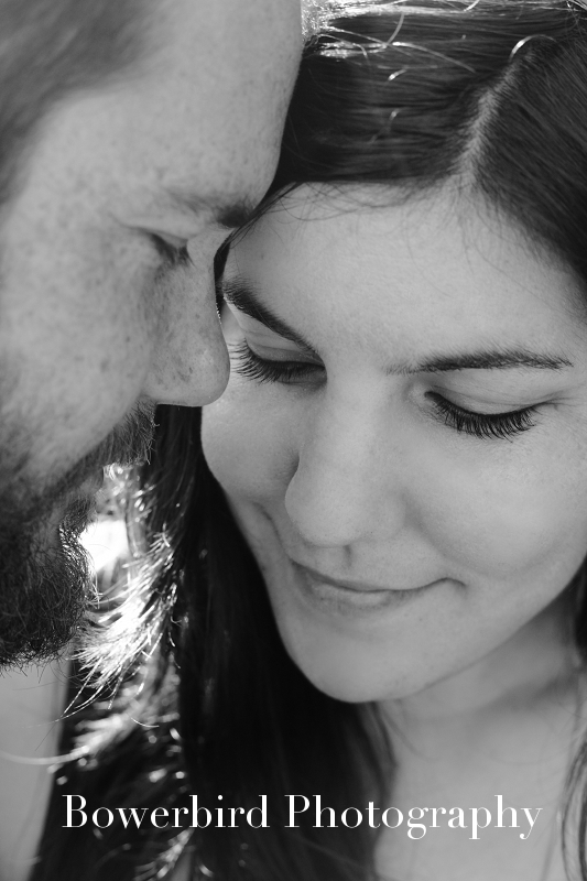 Dreamy.© Bowerbird Photography 2012; Engagement Photography at the Panhandle, San Francisco.