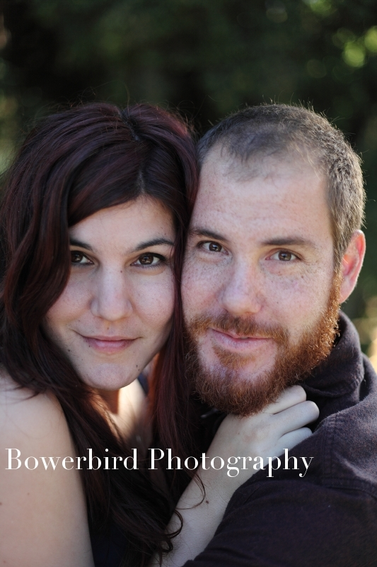 We're so happy for these two lovebirds!!!! What a perfect match!© Bowerbird Photography 2012; Engagement Photography at the Panhandle, San Francisco.