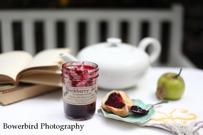 Taste a little love of summer in a jar. Image© Bowerbird Photography, 2012