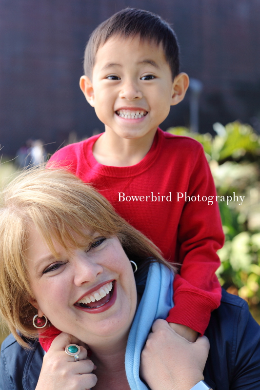 Pure happiness!! © Bowerbird Photography 2012; Family Photography in Golden Gate Park, San Francisco.