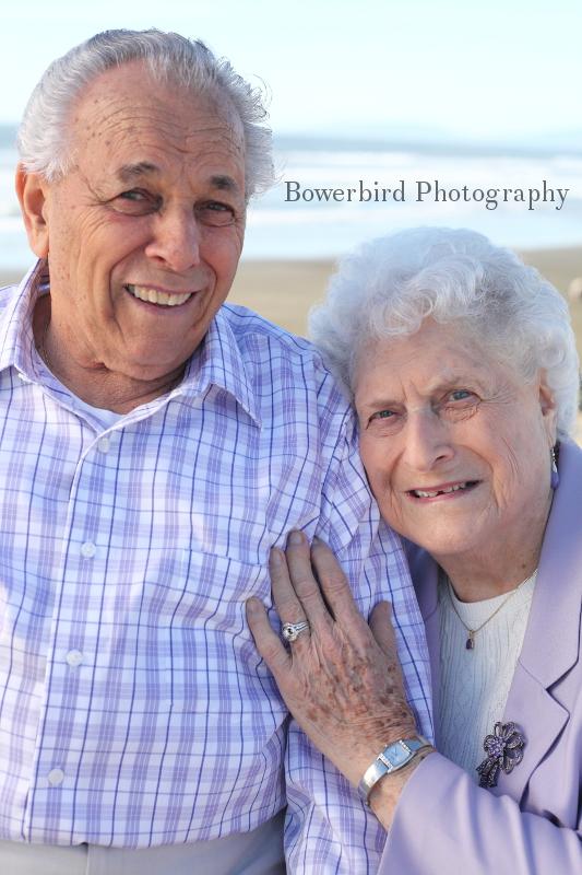 The Grands. © Bowerbird Photography 2012; Family Photography at Ocean Beach, San Francisco.