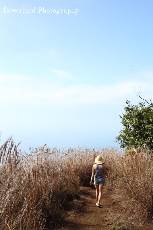 Big sun hat. © Bowerbird Photography 2012; Travel Photography Kauai, Hawaii.