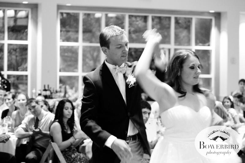 Their first dance :)©Bowerbird Photography 2013;Mill Valley Community Center Wedding, Mill Valley.