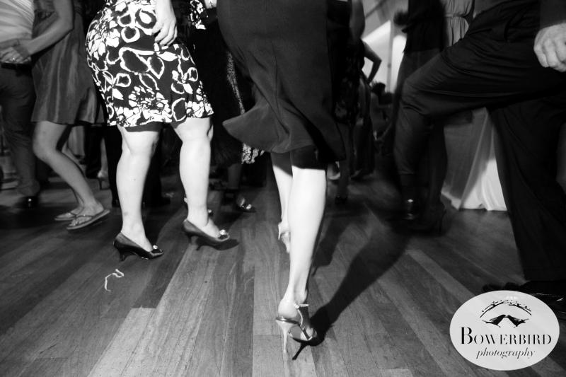 And then the dance party started!©Bowerbird Photography 2013;Mill Valley Community Center Wedding, Mill Valley.