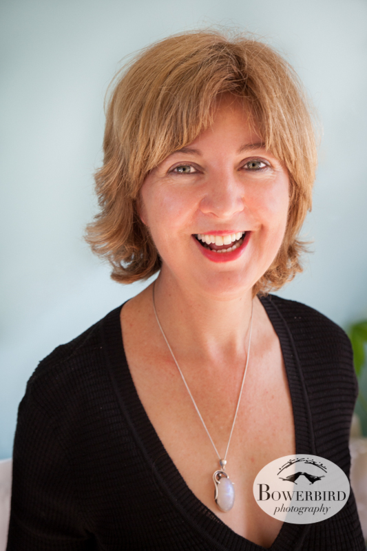 Author Jane Sloane. © Bowerbird Photography 2013; San Francisco Headshot Photography.