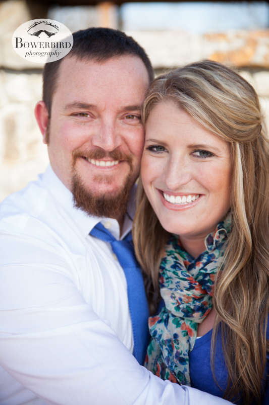 We're getting married! © Bowerbird Photography 2013; Engagement Photography in Yountville, CA.