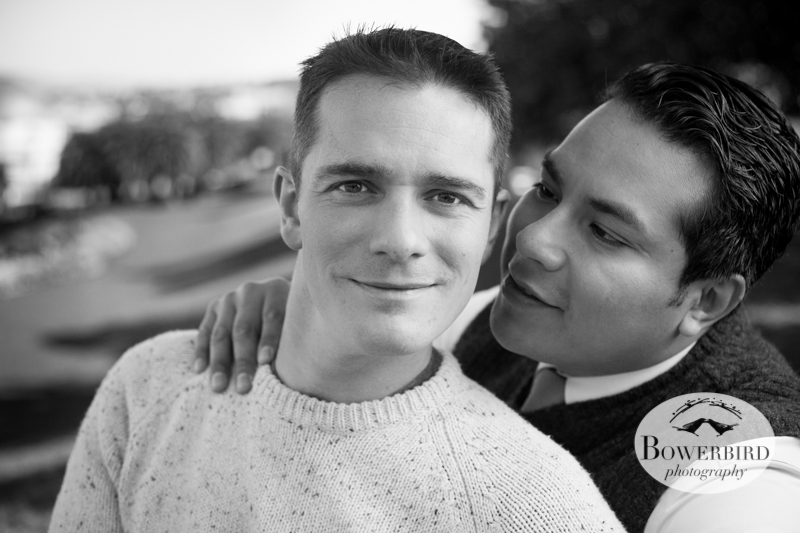 Love! © Bowerbird Photography 2013; San Francisco Gay Couples Photography in Dolores Park.