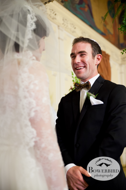 So happy! ©Bowerbird Photography 2013; Mark Hopkins Hotel Wedding, San Francisco.